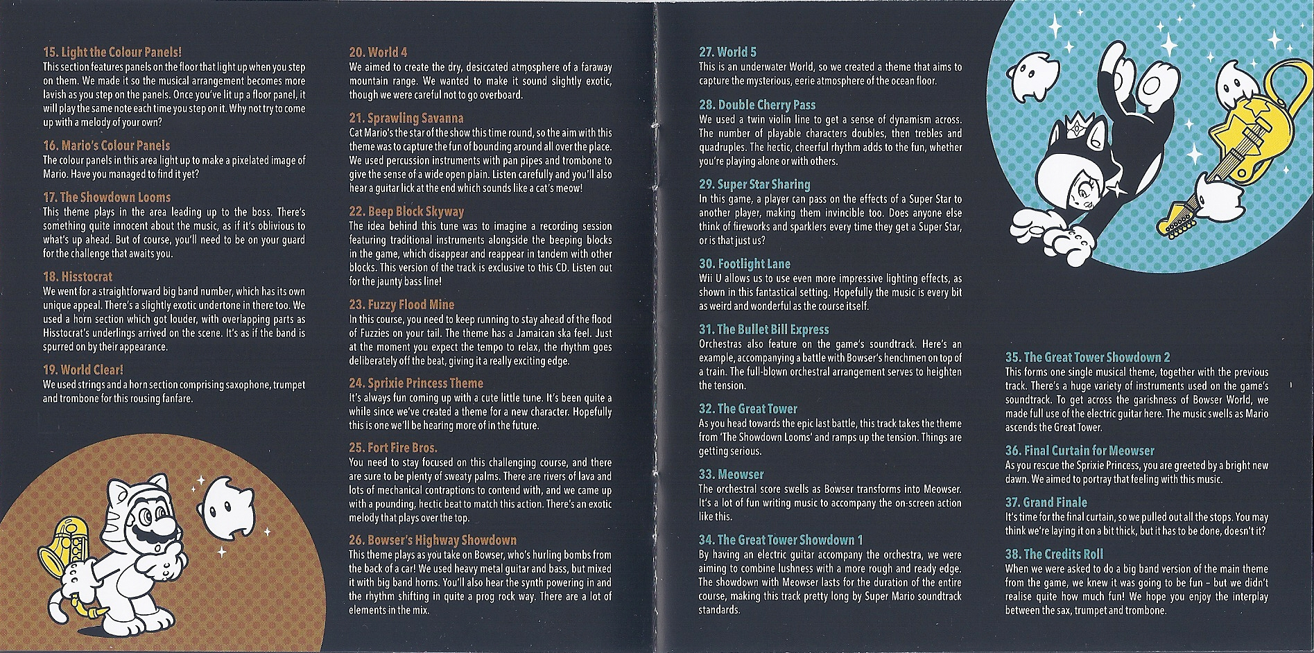 SUPER MARIO 3D WORLD ORIGINAL SOUNDTRACK  Soundtrack from