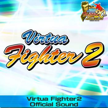 Virtua Fighter 2 Official Sound. Front. Click to zoom.