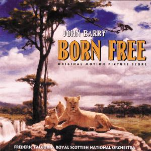 Born Free Original Motion Picture Score. Front. Click to zoom.