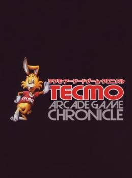 TECMO ARCADE GAME CHRONICLE. Лицевая сторона. Click to zoom.