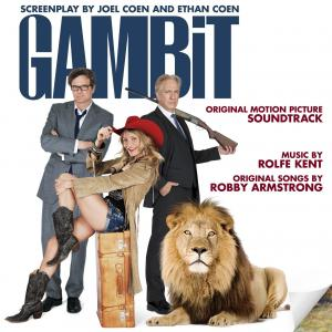 Gambit Original Motion Picture Soundtrack. Лицевая сторона. Click to zoom.