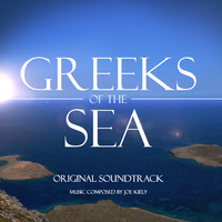 Greeks of the Sea Original Soundtrack. Передняя обложка. Click to zoom.