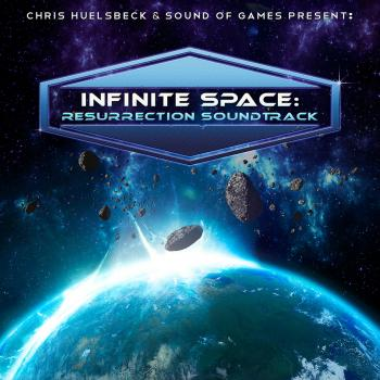 Infinite Space: Resurrection Soundtrack. Front. Click to zoom.
