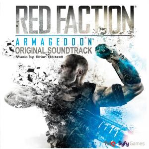 Red Faction: Armageddon Original Soundtrack. Front. Click to zoom.