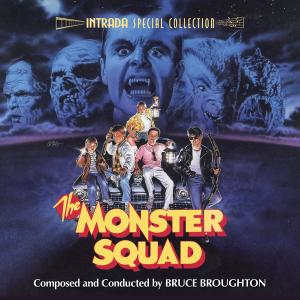 MONSTER SQUAD, THE. Лицевая сторона. Click to zoom.