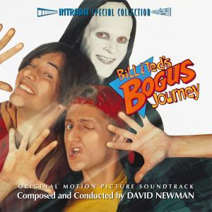 BILL & TED'S BOGUS JOURNEY. Лицевая сторона. Click to zoom.