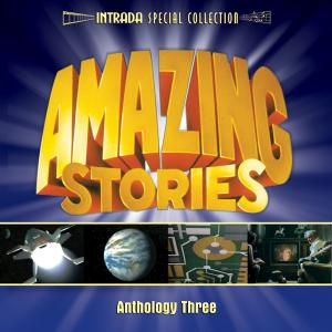 AMAZING STORIES: ANTHOLOGY THREE. Лицевая сторона. Click to zoom.
