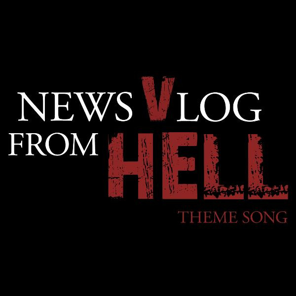 Opening Song Indonesian Vers Cover By: News Vlog From Hell Theme Song