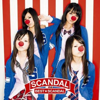 BEST★SCANDAL / SCANDAL [Limited Edition]. Front. Click to zoom.