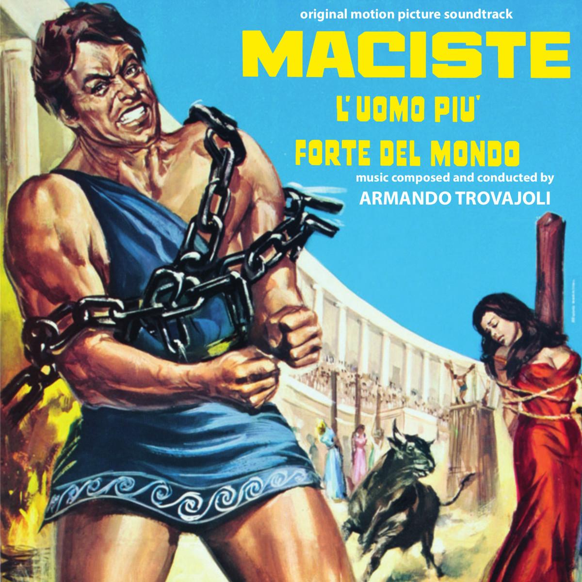 Armando Trovaioli* Armando Trovajoli - I Mostri / Il Gaucho (Original Soundtracks)