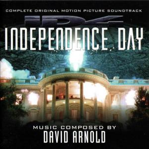 Independence Day Complete Original Motion Picture Soundtrack. Лицевая сторона. Click to zoom.