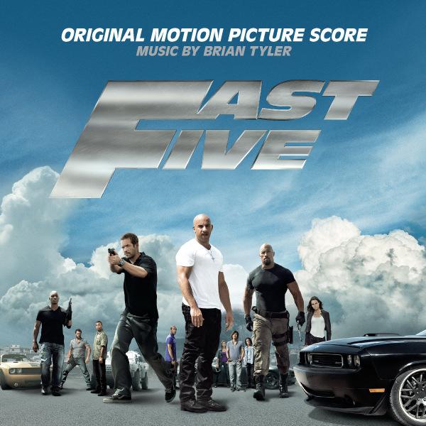 Fast Five Original Motion Picture Score                      Fast Five Itunes Cover