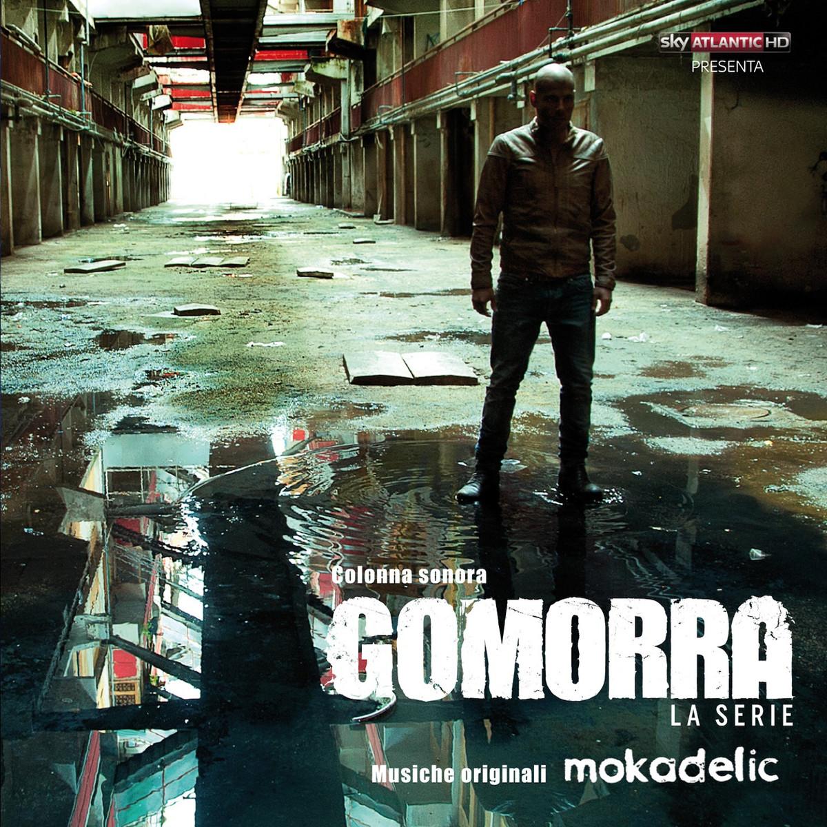GOMORRA - La serie colonna sonora originale. Передняя ...