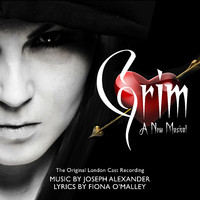 Grim: A New Musical. Передняя обложка. Click to zoom.