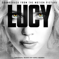 Lucy Soundtrack From the Motion Picture. Передняя обложка. Click to zoom.