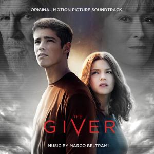 Giver Original Motion Picture Soundtrack, The. Лицевая сторона. Click to zoom.