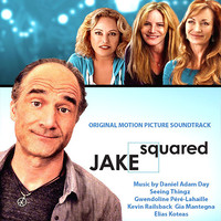 Jake Squared Original Motion Picture Soundtrack. Передняя обложка. Click to zoom.