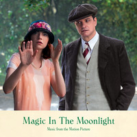 Magic in the Moonlight (Music from the Motion Picture). Передняя обложка. Click to zoom.