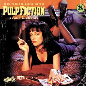 Pulp Fiction Music from the Motion Picture. Лицевая сторона . Click to zoom.