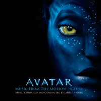 Avatar Music from the Motion Picture. Передняя обложка. Click to zoom.