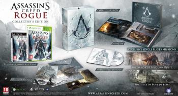 Assassin's Creed: Rogue Official Soundtrack. Package. Click to zoom.