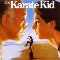 Karate Kid The Original Motion Picture Soundtrack, The. Передняя обложка. Click to zoom.