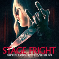 Stage Fright Original Motion Picture Soundtrack. Передняя обложка. Click to zoom.