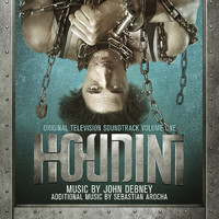 Houdini Volume 1 Original Television Soundtrack. Передняя обложка. Click to zoom.
