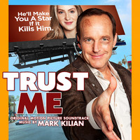 Trust Me Original Motion Picture Soundtrack. Передняя обложка. Click to zoom.