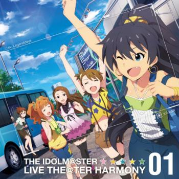 THE IDOLM@STER LIVE THE@TER HARMONY 01, The. Front. Click to zoom.