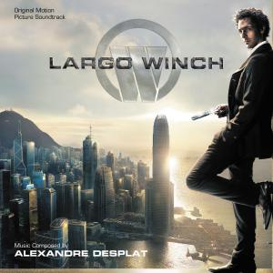 Largo Winch Original Motion Picture Soundtrack. Front. Click to zoom.