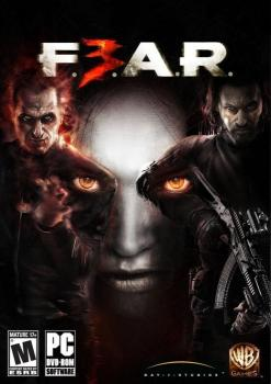 F.E.A.R. 3 Original Soundtrack. Лицевая сторона . Click to zoom.