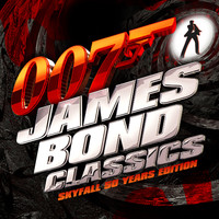 007 - James Bond Classics - Skyfall 50 Years Edition. Передняя обложка. Click to zoom.