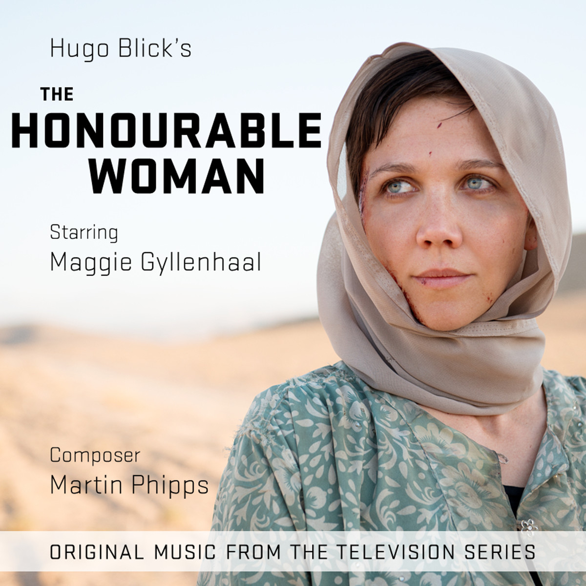 The Honourable Woman Music from the Original TV Series | 1200 x 1200 jpeg 268kB