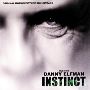 Instinct Original Motion Picture Soundtrack. Front. Click to zoom.