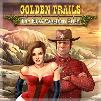 Golden Trails: The New Western Rush - The Original Game Soundtrack. Front. Click to zoom.