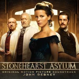Stonehearst Asylum Original Motion Picture Soundtrack. Лицевая сторона. Click to zoom.