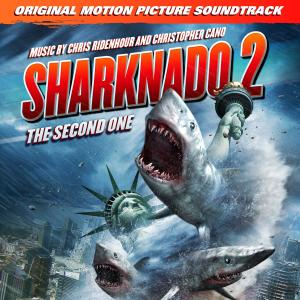 Sharknado 2: The Second One Original Motion Picture Soundtrack. Лицевая сторона . Click to zoom.