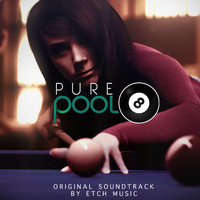 Pure Pool Original Soundtrack. Передняя обложка. Click to zoom.