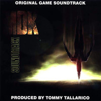 MDK Original Game Soundtrack. Передняя обложка. Click to zoom.