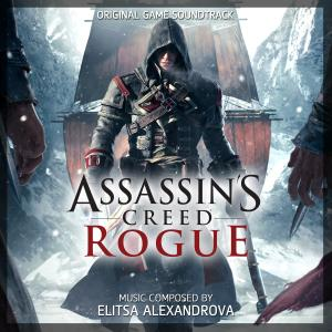 Assassin's Creed Rogue Original Game Soundtrack. Лицевая сторона . Click to zoom.