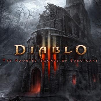 Diablo III: The Haunted Sounds of Sanctuary. Front. Click to zoom.