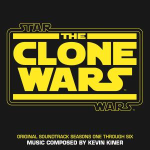 Star Wars: The Clone Wars (Seasons One Through Six / Original Soundtrack). Лицевая сторона . Click to zoom.