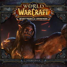 World of Warcraft: Warlords of Draenor Original Game Soundtrack. Передняя обложка. Click to zoom.