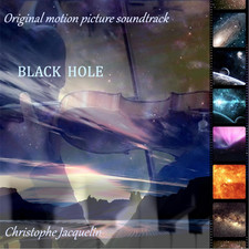Black Hole Original Motion Picture Soundtrack. Передняя обложка. Click to zoom.