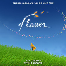 Flower: Original Soundtrack from the Video Game Special Edition. Передняя обложка. Click to zoom.
