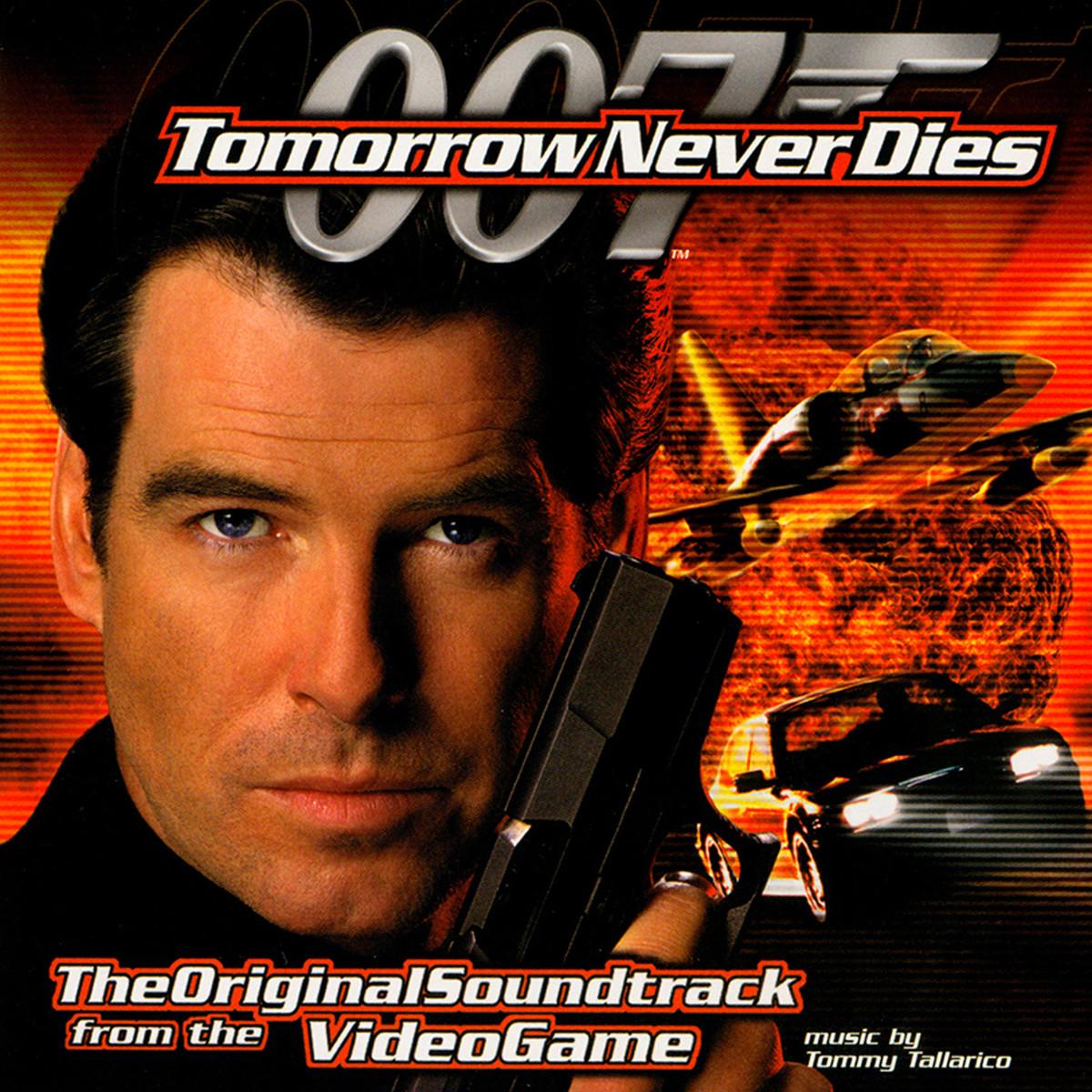 tomorrow never dies video game original soundtrack