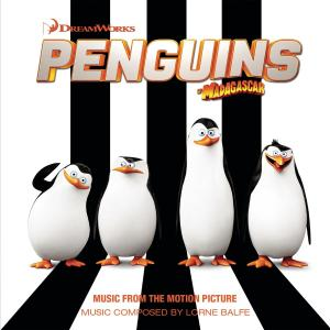 Penguins of Madagascar Music from the Motion Picture. Лицевая сторона. Click to zoom.