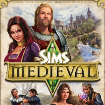 Sims Medieval Original Score Soundtrack Vol. 2, The. Front. Click to zoom.