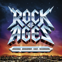 Rock of Ages: Original Broadway Cast Recording. Передняя обложка. Click to zoom.